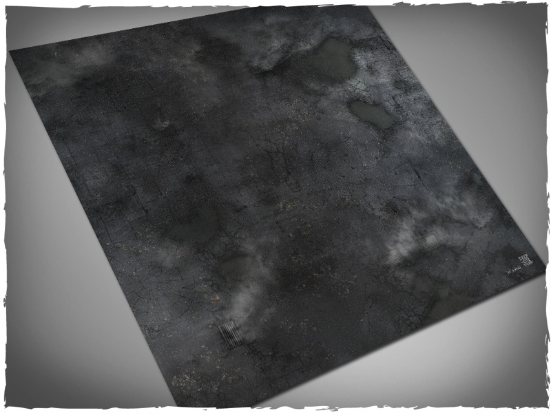 Deep Cut Studio Mat: Gotham: 3x3 Mousepad