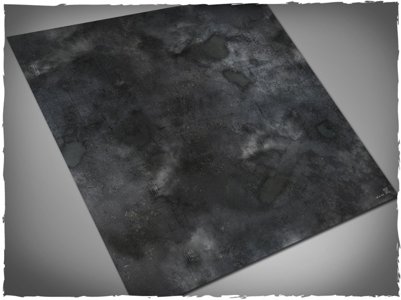 Deep Cut Studio Mat: Gotham: 4x4 Mousepad