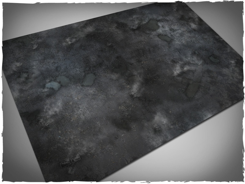 Deep Cut Studio Mat: Gotham: 4x6 Mousepad