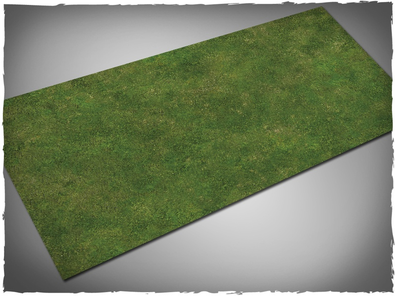 Deep Cut Studio Mat: Grass: 3x6 Mousepad