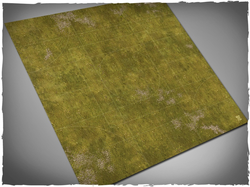 Deep Cut Studio Mat: Malifaux- Plains: 3x3 Mousepad