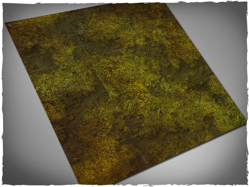 Deep Cut Studio Mat: Malifaux- Swamp: 3x3 Mousepad