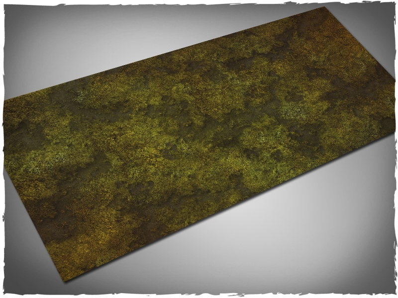 Deep Cut Studio Mat: Swamp: 3x6 Mousepad