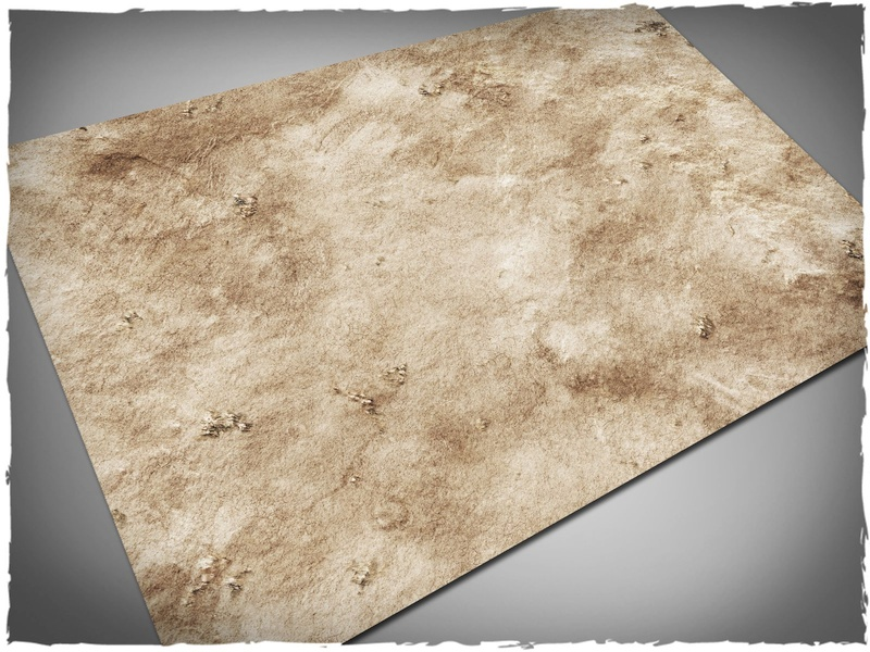 Deep Cut Studio Mat: Wasteland V2: 6x4 (Cloth)
