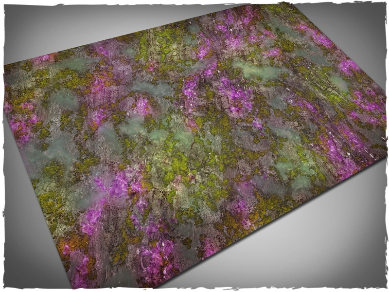 Deep Cut Studio Mat: Xenos Jungle: 4x6 (Mousepad)