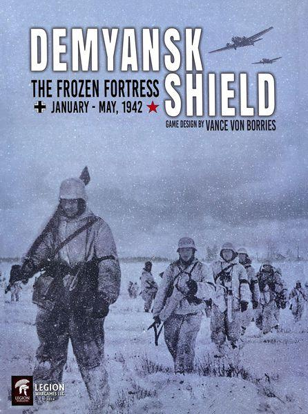 Demyansk Shield: The Frozen Fortress