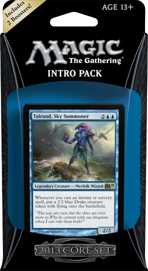 Magic: 2013 Core Set: Intro Pack: Depths of Power