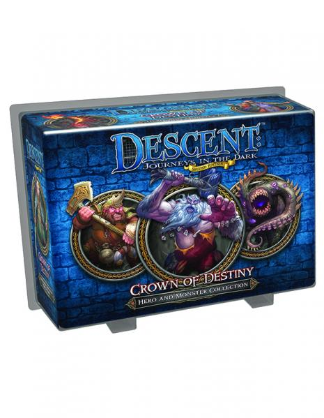 Descent: Crown of Destiny Hero and Monster Collection [SALE]
