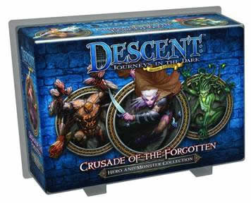 Descent: Crusade of the Forgotten Hero & Monster Collection [SALE]