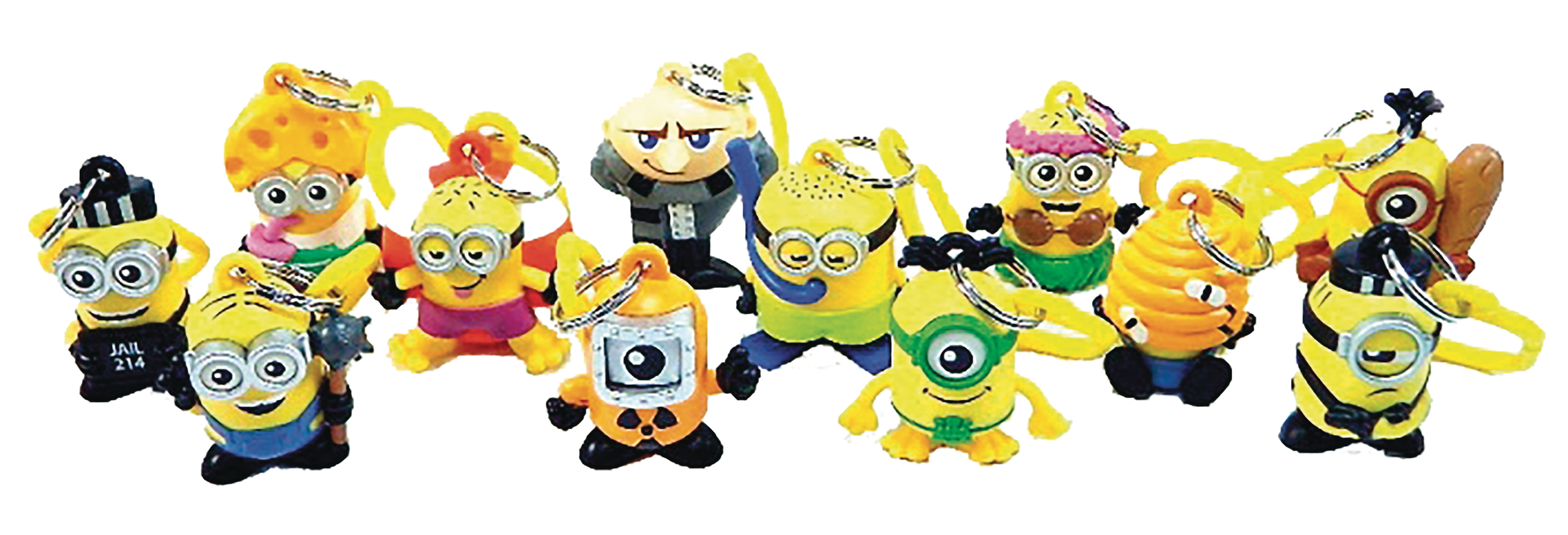 Despicable Me 3: Figure Hanger (Blind Pack)