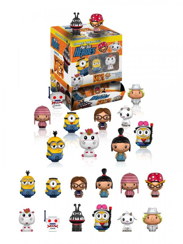 Despicable Me 3 Pint Size Heroes