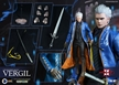 Devil May Cry III: Vergil (1/6 Action Figure) - APR188924 [190526010710]