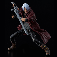 Devil May Cry V: Dante PX Deluxe Edition (1/12 Action Figure)