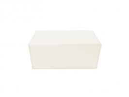 Dex Protection: Large Deckbox- White