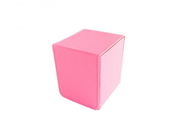 Dex Protection: Small Deckbox- Pink