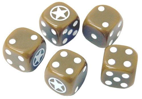 Dice Pack: United States