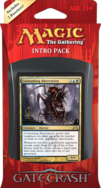 Magic: Gatecrash: Intro Pack: Dimir Dementia