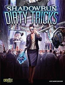 Shadowrun 4th Edition: Dirty Tricks (Damaged)