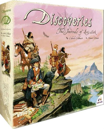 Discoveries: The Journals of Lewis & Clark [SALE]