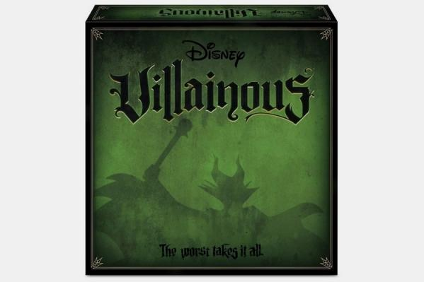 Disney Villainous [Damaged]