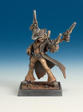 Freebooter Miniatures: Doc Taranto