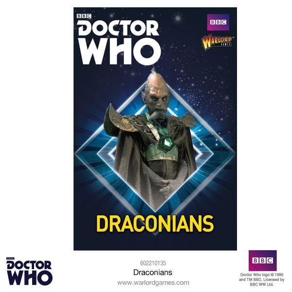 Doctor Who Miniatures: Draconians