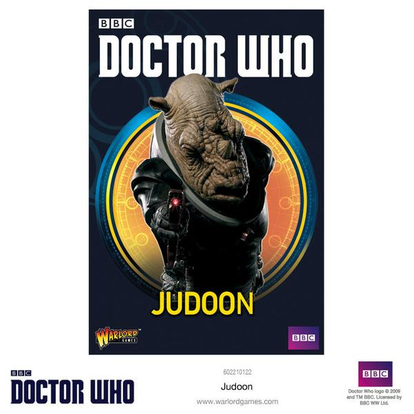 Doctor Who Miniatures: Judoon