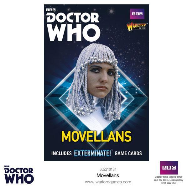 Doctor Who Miniatures: Movellans