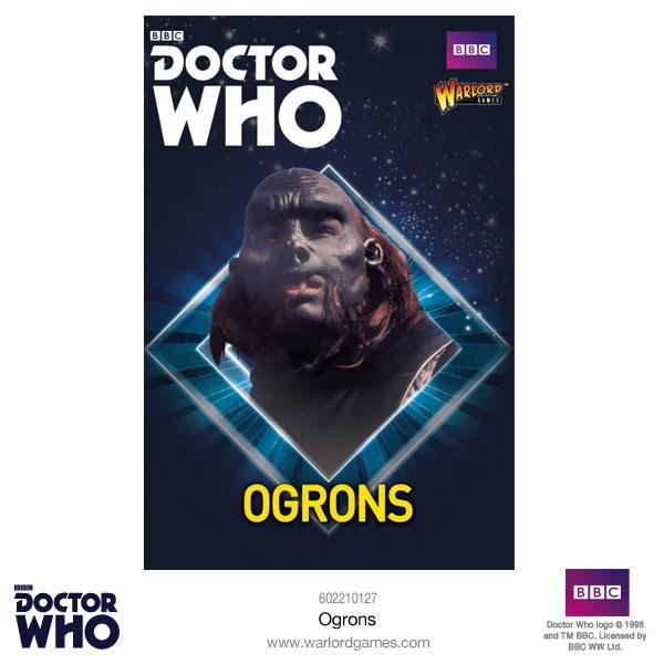 Doctor Who Miniatures: Ogrons