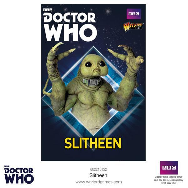 Doctor Who Miniatures: Slitheen