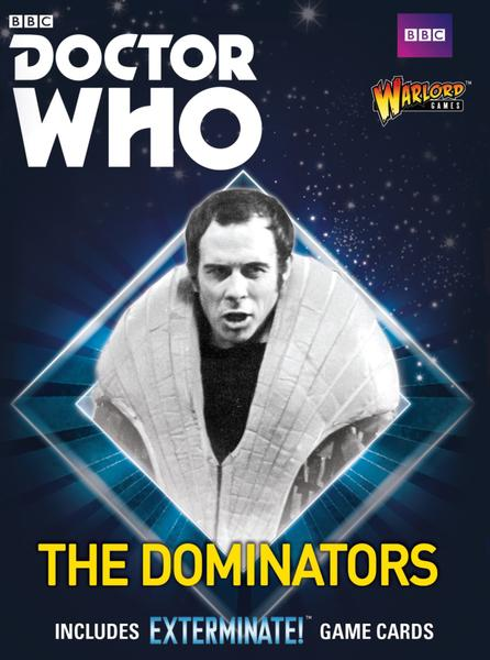 Doctor Who Miniatures: The Dominators
