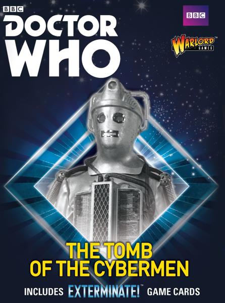 Doctor Who Miniatures: The Tomb of the Cybermen