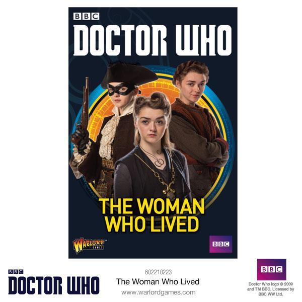 Doctor Who Miniatures: The Woman Who Lived