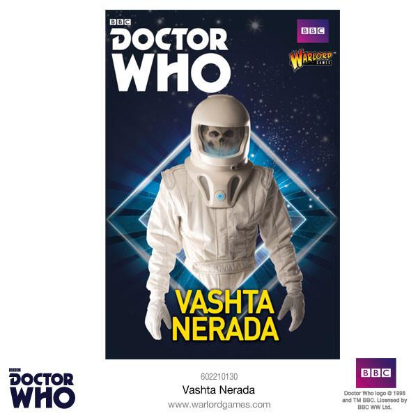 Doctor Who Miniatures: Vashta Nerada