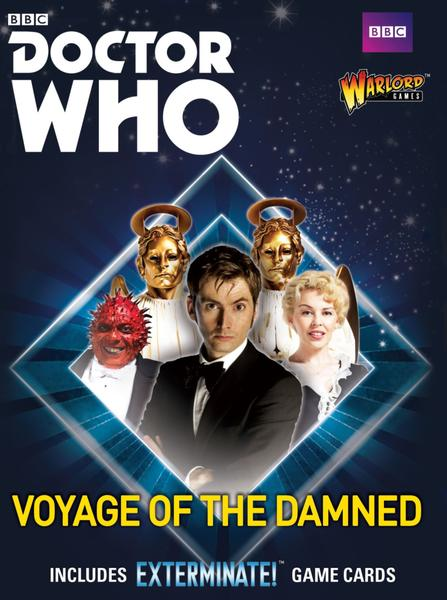 Doctor Who Miniatures: Voyage of the Damned