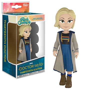 Doctor Who: The Thirteenth Doctor (Rock Candy Figure)
