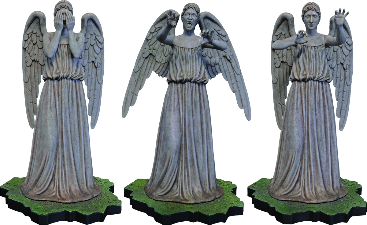 Doctor Who: Weeping Angel (1/6 Polystone Collectors Figure)