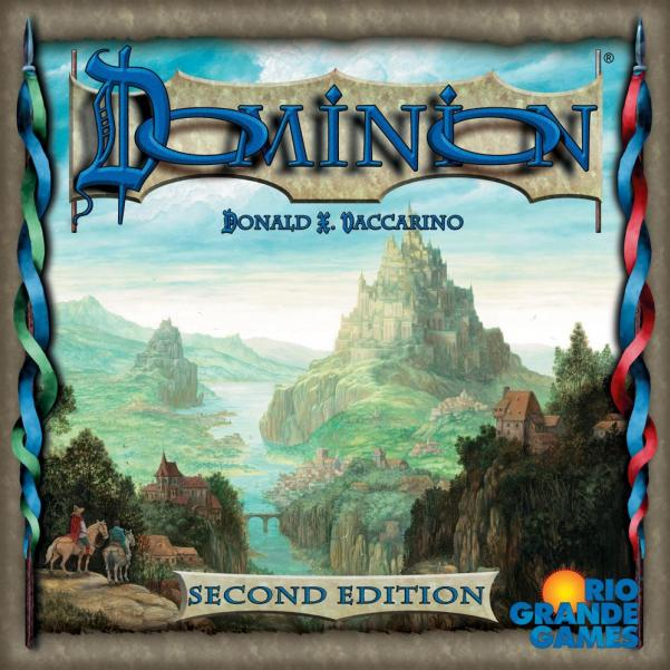 Dominion (2nd Edition) [Damaged]
