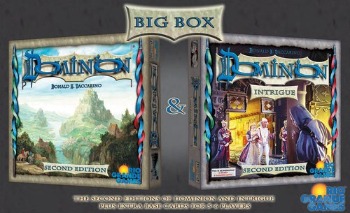 Dominion Big Box (2nd Edition) [Damaged]