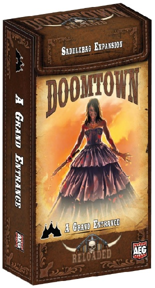 Doomtown Saddlebag #11- A Grand Entrance