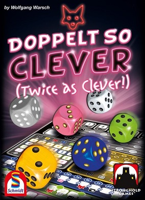 Doppelt So Clever (Twice as Clever) [Damaged]