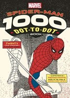 Dot-To-Dot Book: SPIDER-MAN