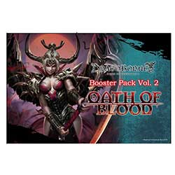 Dragoborne: Oath of Blood- Booster Box