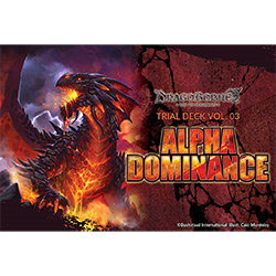Dragoborne: Trial Deck- Alpha Dominance