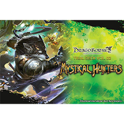 Dragoborne: Trial Deck- Mystical Hunters