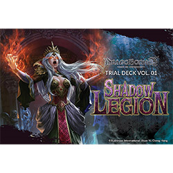 Dragoborne: Trial Deck- Shadow Legion