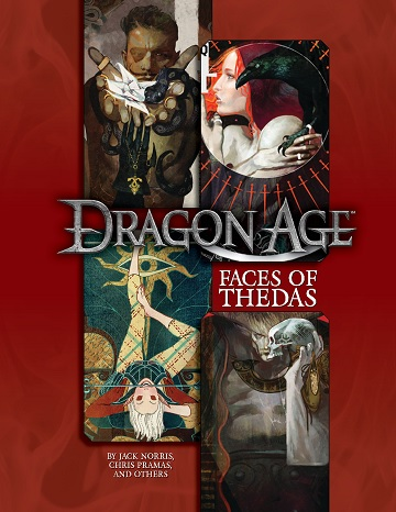Dragon Age: Faces of Thedas
