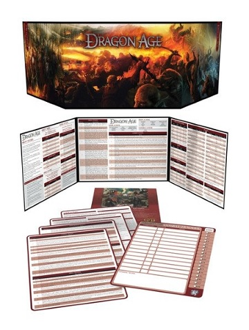 Dragon Age: Game Masters Kit