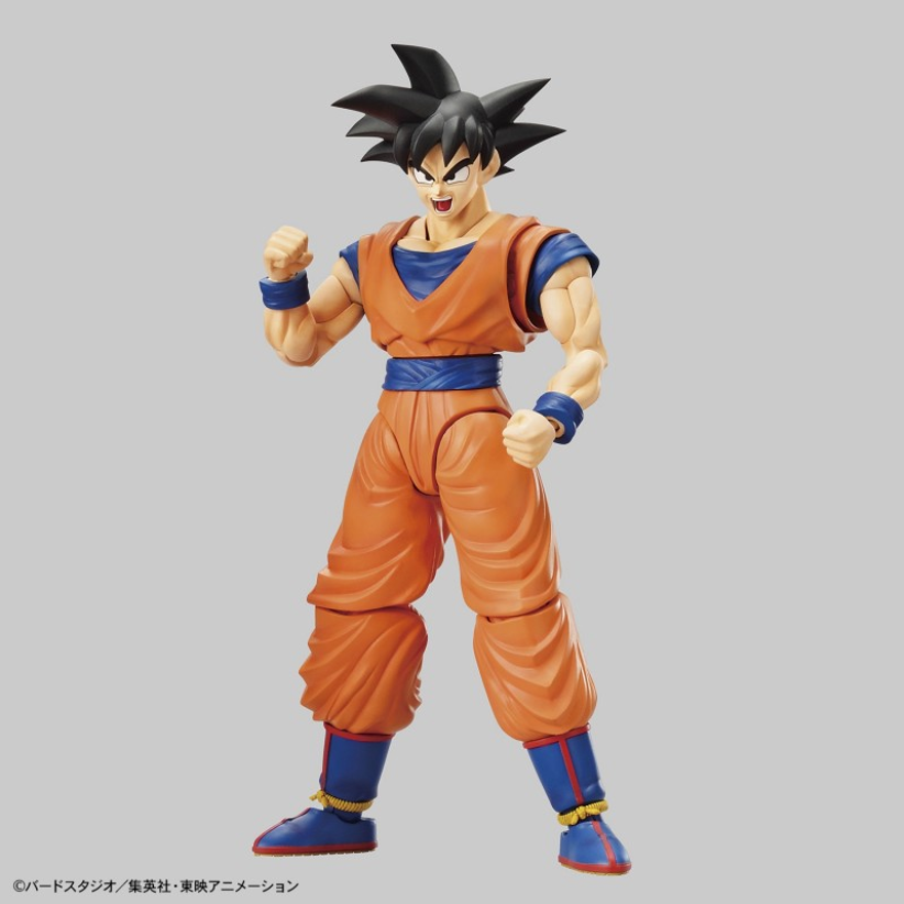 Dragon Ball Figure-Rise Standard: Son Goku (Renewal Version)