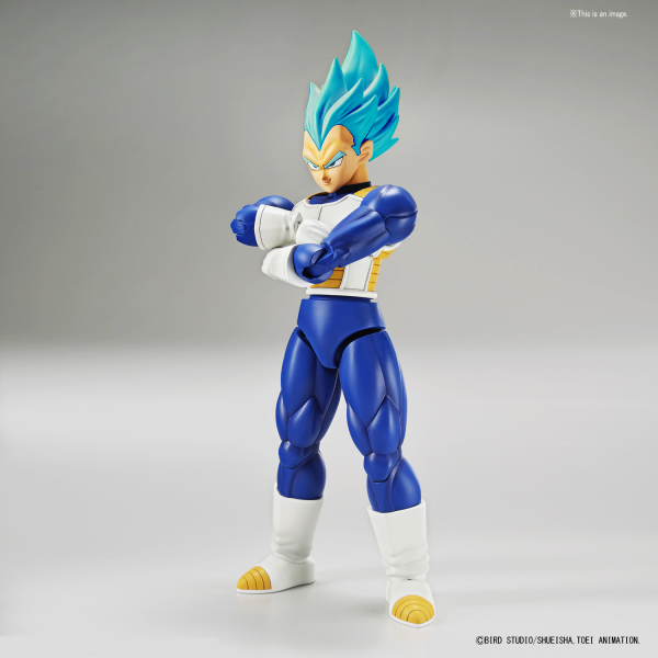 Dragon Ball Figure-rise Standard: SSGSS Vegeta